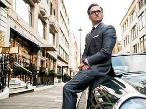 MOVIE REVIEW: New Kingsman flick can't repeat trick