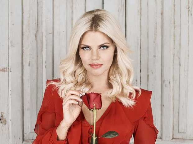 The Bachelorette Sophie Monk.