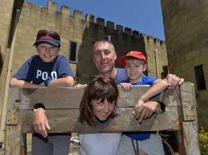 HOLIDAYS: Out and about at the Sunshine Castle, Bli