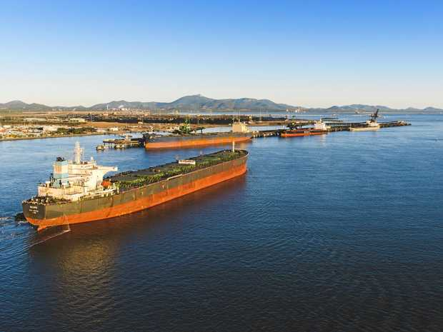 Chickpeas and mung beans could be the key to the future of Gladstone Ports Corporation.