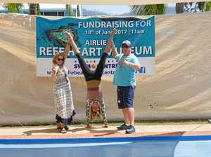 Reef heart museum gains $27,500