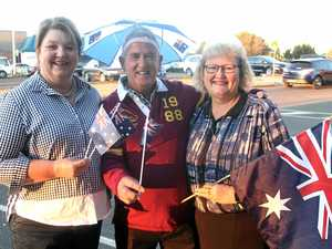 Local trio off to the games
