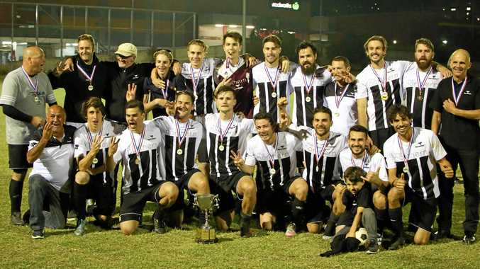 TRIPLE CHAMPS: Northern Hotel Byron Bay Rams