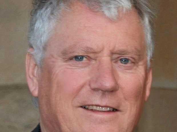 Rockhampton Anglican Bishop David Robinson