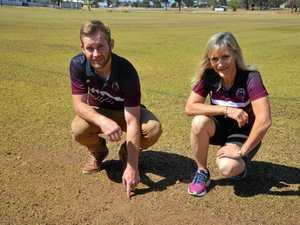 Wolves president Karen Welsh talks about ground upgrading