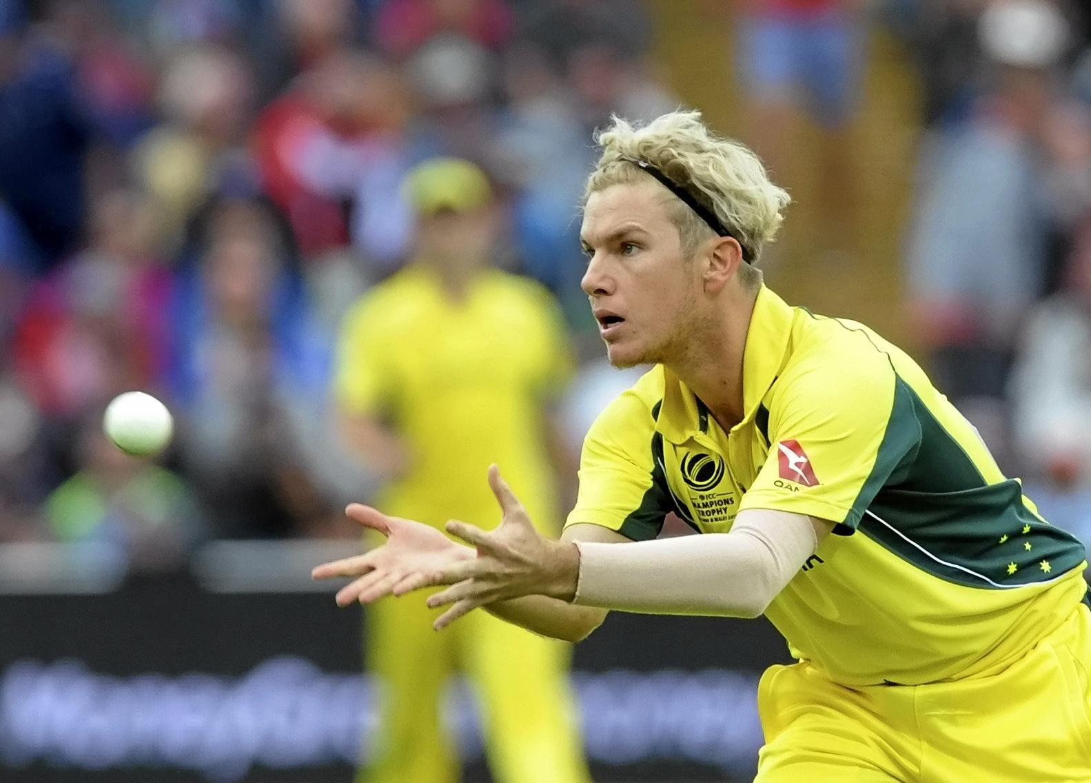 Australia's Adam Zampa is looking forward to game two of the ODI series with India.