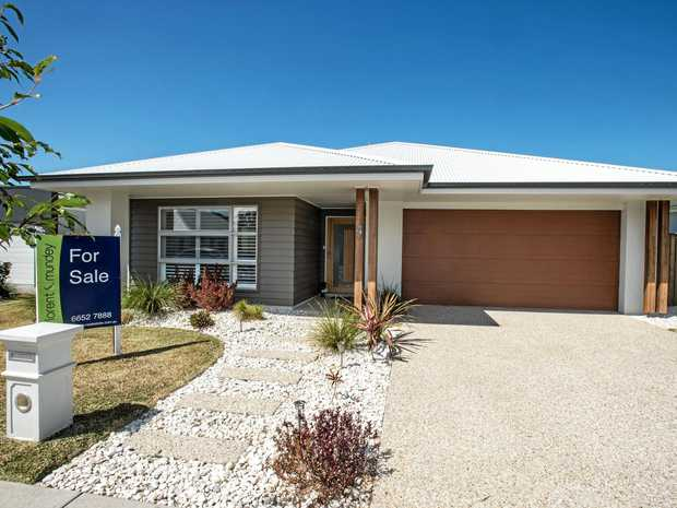 MOVE IN: All the hard work has been done in this North Sapphire home.