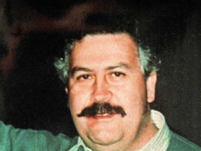 The late Pablo Escobar. His cartel supplied an estimated 80% of the cocaine smuggled into the US at the height of his career.