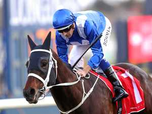 Ridden by Hugh Bowman, Winx claims another win at Royal Randwick Racecourse  in Sydney on Saturday.