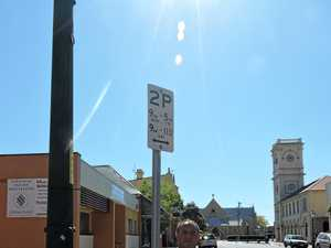 Maryborough business to push new parking times in Wharf St