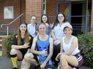 Students share thoughts ahead of HSC exams