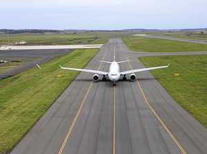 Wellcamp Airport cleared for international passenger flight