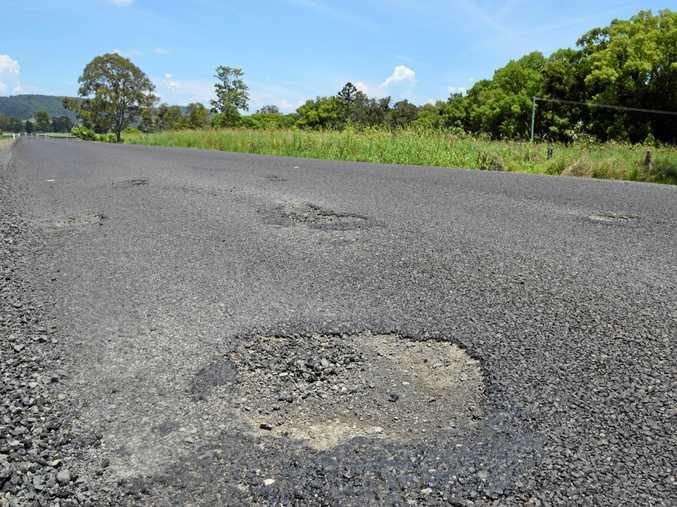 The North Coast has a $432 million road repair backlog, according to the NRMA.