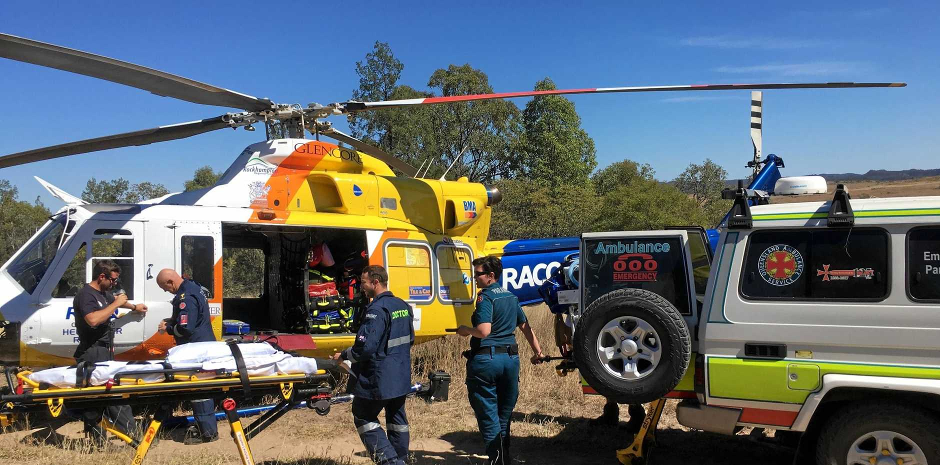 Tara woman airlifted to hospital after car crash | Dalby Herald