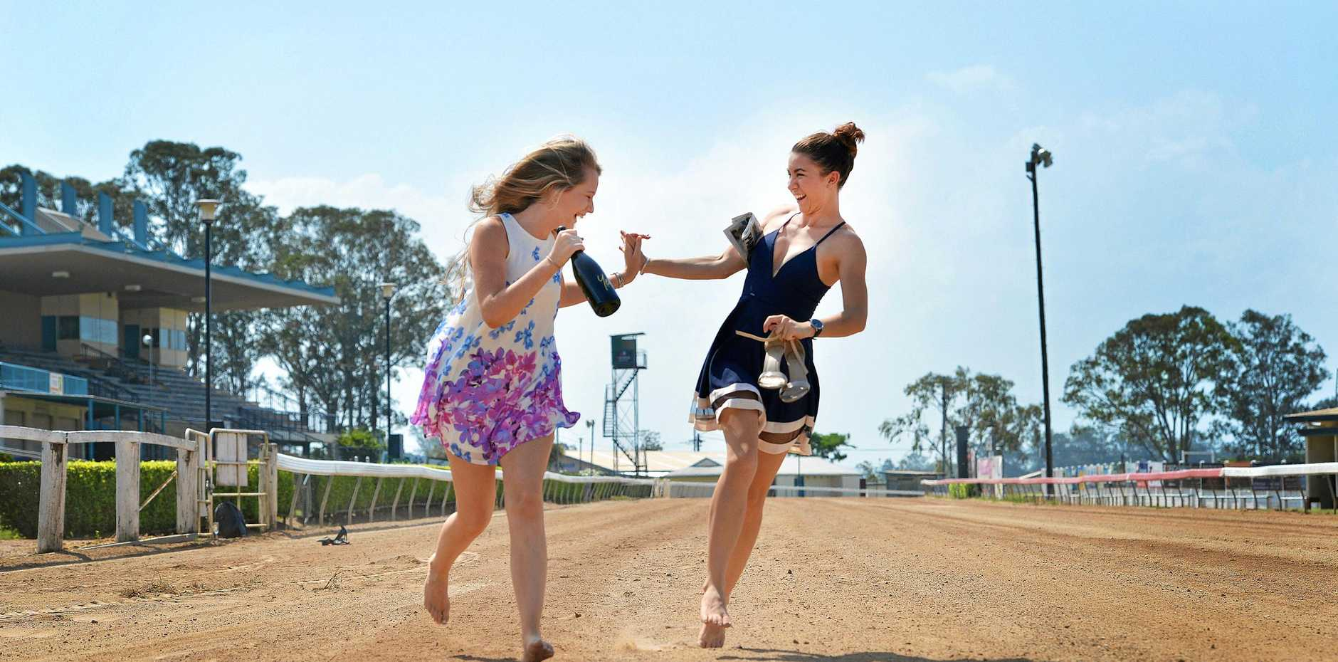 Get ready for a day of fun at the races this weekend