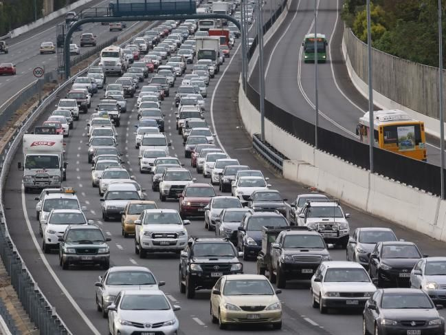 The Pacific Motorway and Bruce Highway are the scene of frequent accidents that further impact productivity.