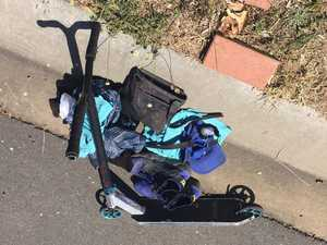 Boy critically injured following crash involving scooter