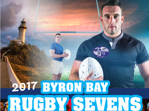 The 2017 Byron Bay Rugby 7s, with teams and players from all over the world, DJs, Food Truck Markets, Coopers Bar & of course the Rugby 7s Spectacle!