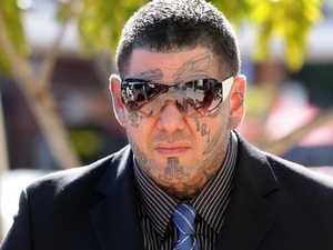 Ex-bikie Jacques Teamo released to fight jail sentence