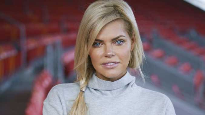 Sophie Monk in a scene from The Bachelorette. Supplied by Channel 10.