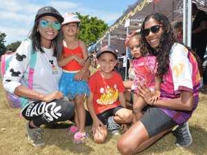 Shalae Brown, Sahara Henry, Noah Wailu, Viveka