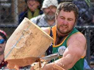 Argent strikes Australian title