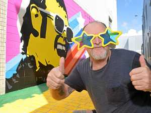 Mackay businesses get into the swing of Elton John mania