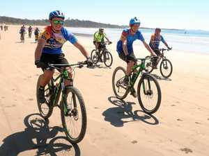 Week long ride for Westpac wraps up