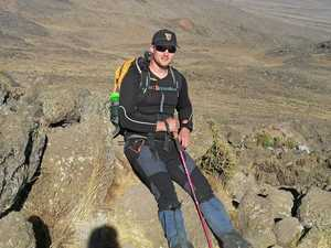 Toowoomba man's mission to climb seven summits