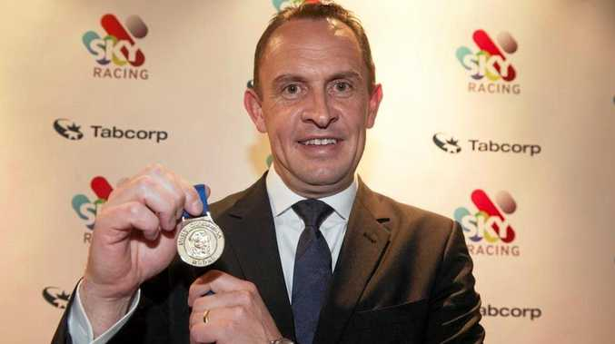 Trainer of the moment Chris Waller.