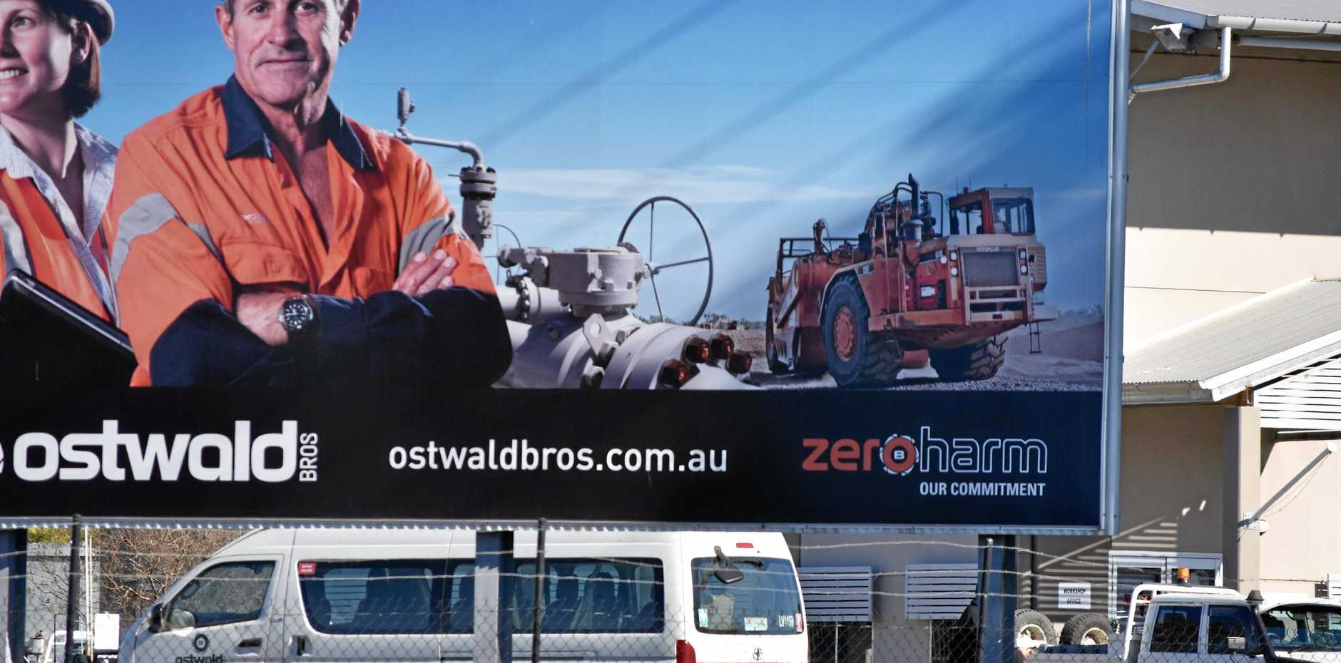 Dalby-based Ostwald Bros announced 260 redundancies last month.