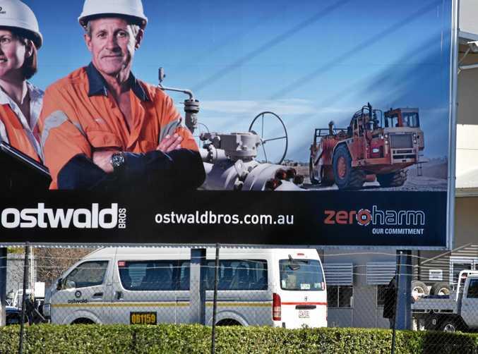 Dalby-based Ostwald Bros announced 260 redundancies last month.