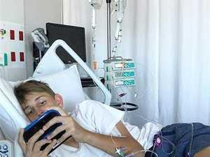 Bundaberg teen, 15, given shock cancer diagnosis