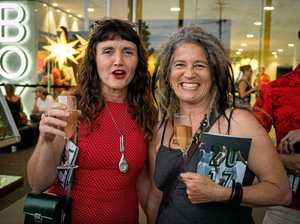 FUN: The NORPA launch has become a highlight of the Lismore social calendar every year.