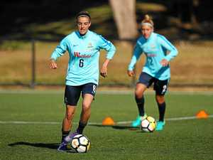 Matildas star says best is yet to come