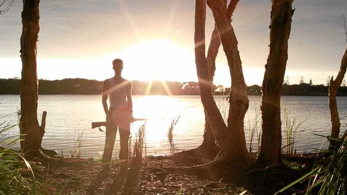 STUNNING: A still from the film Quack by Lennox Head filmmaker Nicole Sullivan.