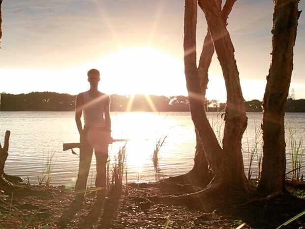 STUNNING: A still from the film Quack by Lennox Head filmmaker Nicole Sullivan.