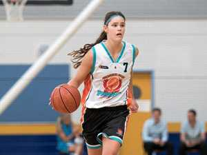Sunshine Coast Phoenix player Courtney Murphy will be looking to impress NCAA colleges on Saturday.
