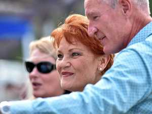 Pauline Hanson: Steve Dickson's career not over yet