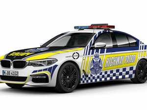 Vic police replace Commodores and Falcons with BMWs