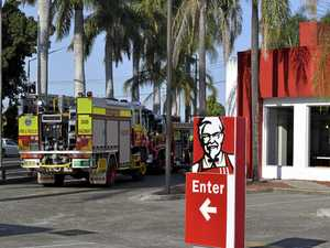 Grafton KFC evacuated over gas leak