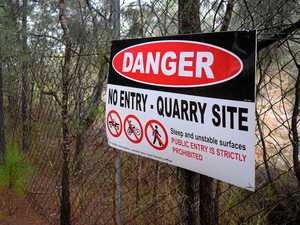'We don't want a quarry here': Residents furious over plans