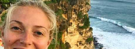 Australian woman Ella Knights died after crashing her scooter in Bali. Picture: Instagram