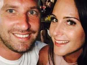 Ben Farina, 33, and fiancee Claire Moran, 37, asked guests to pay for themselves. Source: Supplied