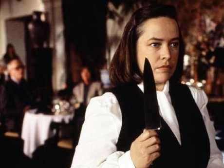 Kathy Bates in Misery.Source:Supplied