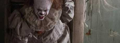 Pennywise the clown, oh helllll no.Source:Supplied