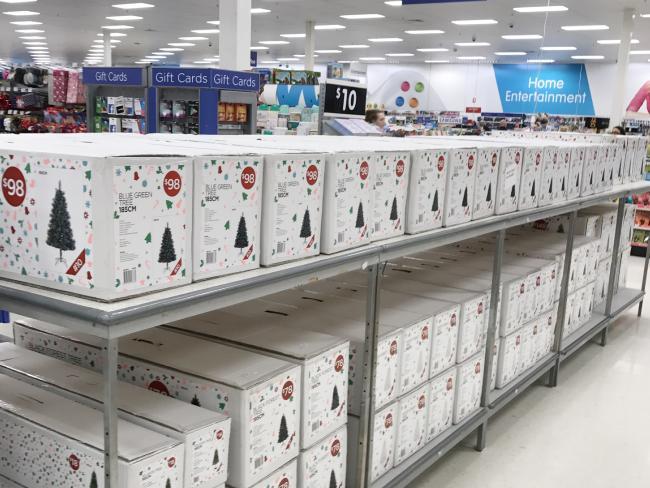 Big W says it is proud of its Christmas range.