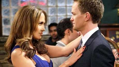 Barney really loved the ladies (including J. Lo).