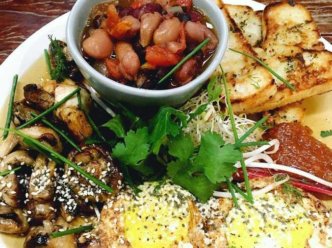 Little Seed by Firefly is a food-conscious venue that has a fully vegan menu.