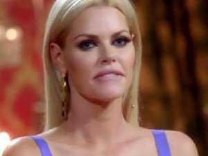 Sophie Monk handles the boys on The Bachelor.